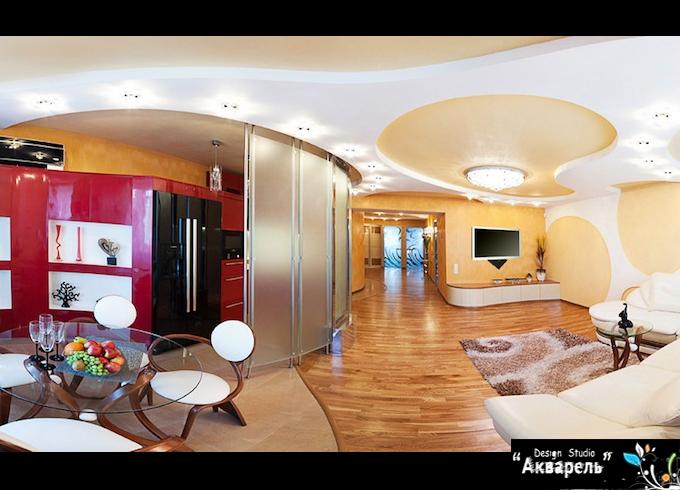 Ремонт квартиры 42 кв м, цена в Казани, ремонт квартир