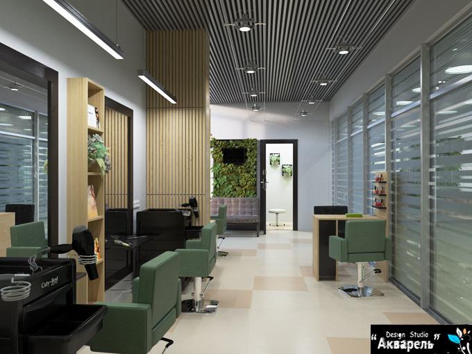 Строительство и ремонт нежилых помещений - Армада-М